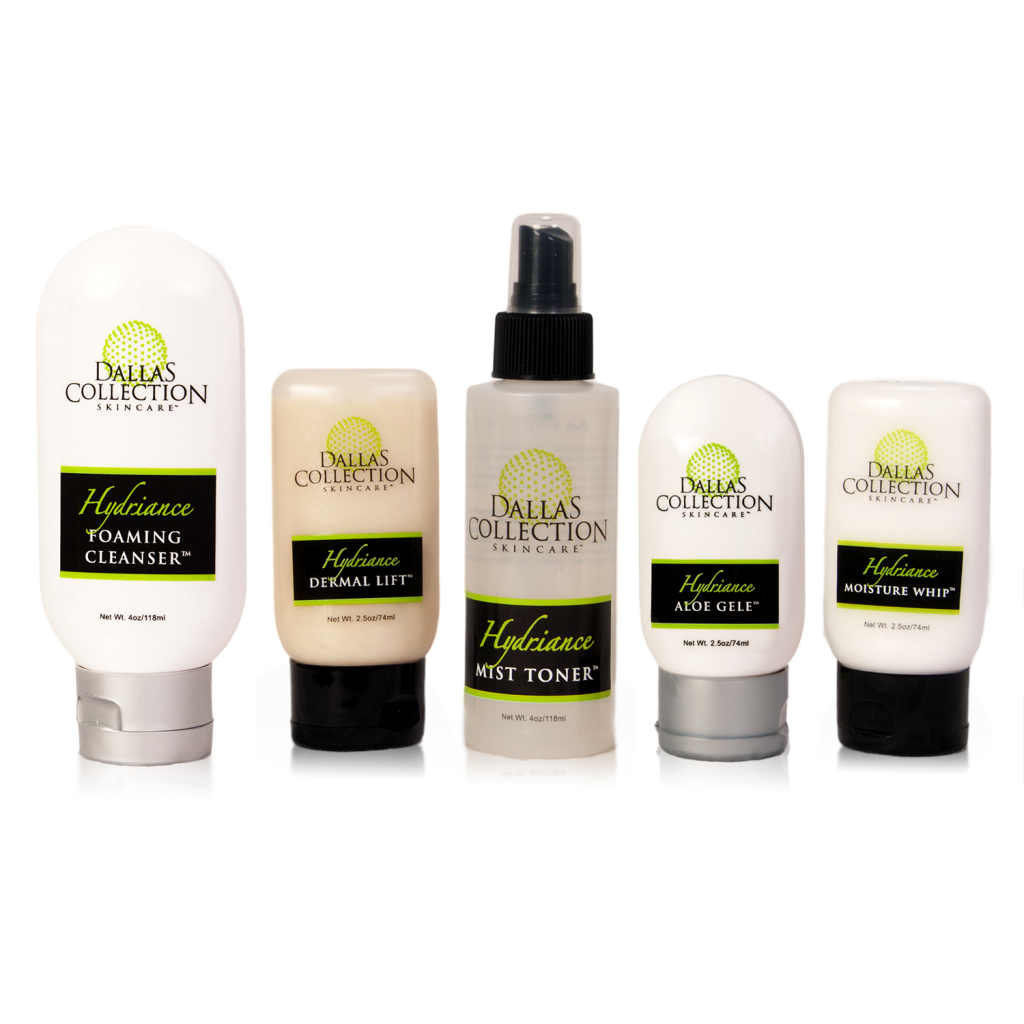 The Clean & Clear Lift Set