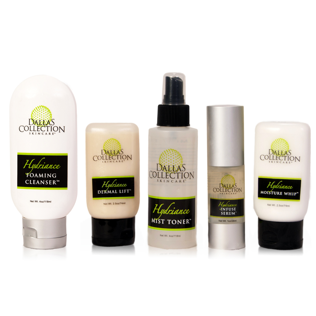 The Essential Lift 1 Set (Combination to Oily Skin)